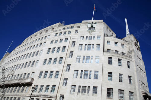 фотография  BBC Broadcasting House