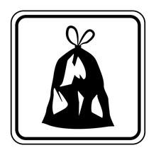 Logo Sac Poubelle.