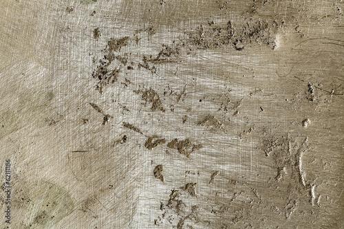 Fotografie, Obraz  Bronze scratch texture