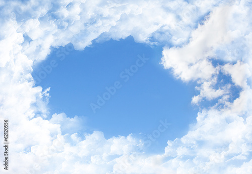 Hintergrund Wolken Himmel Copy Space