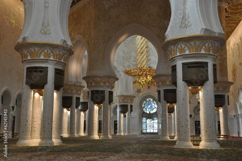 Fotografie, Obraz  Sheikh Zayed Grand Mosque in Abu Dhabi, UAE