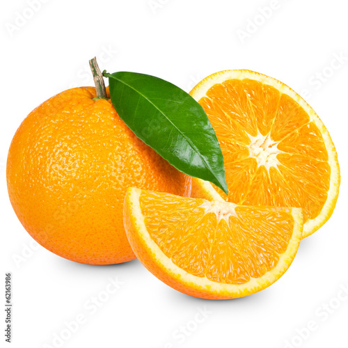Naklejka na kafelki Pomarańcze