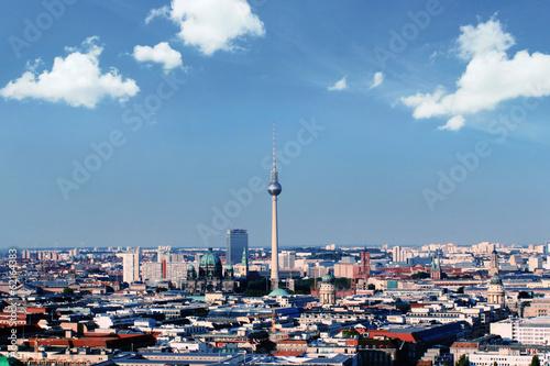Photo  Fernsehturm Berlin