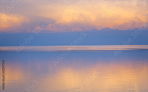 Foto  abstract beautiful light sea summer background