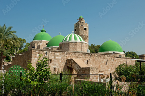 Moschee in Tripolis, Libanon