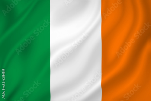 Photo Ireland flag