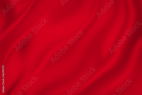 Fotografie, Obraz  Red background