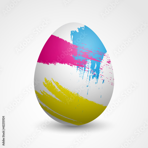 Fototapeta jajko wielkanocne obraz