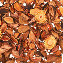 Surface Covered With Medley Potpourri