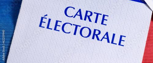 Valokuva  vote pour les prochaines élections,mobilisez-vous