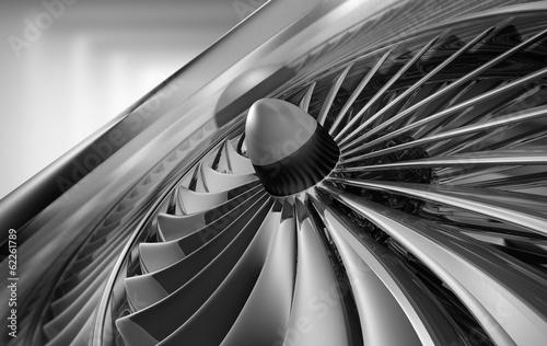 Fotografie, Obraz  Turbine 1