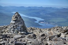 Ben Nevis Summit - The Highest...