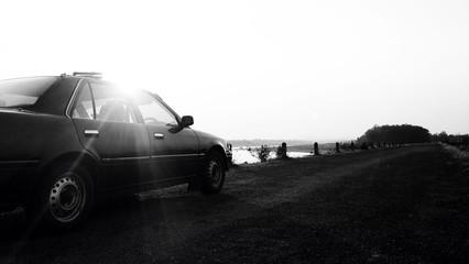 Fototapeta na wymiar car