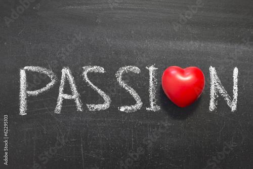 Fotografie, Obraz  passion