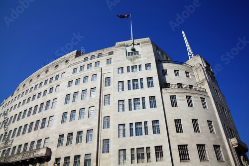 Платно  BBC Broadcasting House