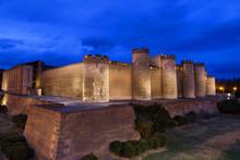 Palacio De La Aljaferia Zaragoza, España