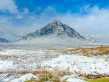 Scottish Highlands Scenic At B...