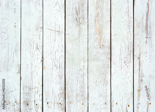 Tuinposter Hout Black and white background of wooden plank