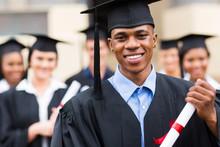 African American Male  Graduate