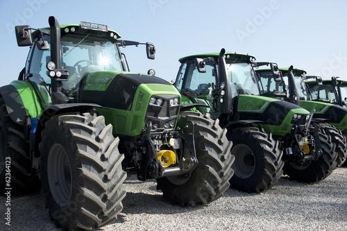 Fotografie, Obraz  Traktoren