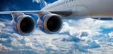 Big airliner