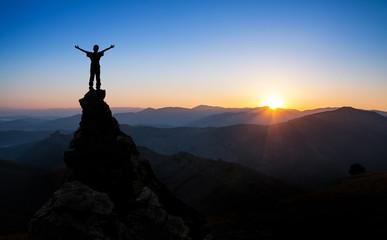 koncept uspjeha, sporta, pobjede