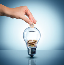 Invest To Energy Concept - Eur...