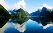 Milford Sound, Fiordland, New Zealand