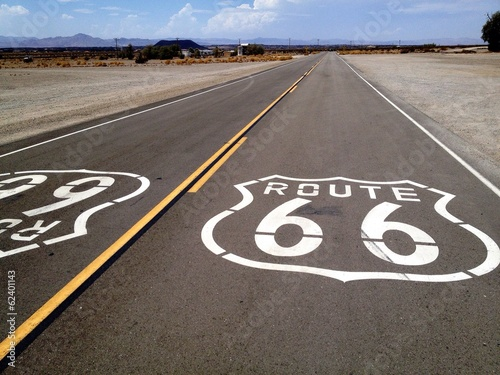 Poster Route 66 Route 66