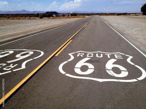Papiers peints Route 66 Route 66