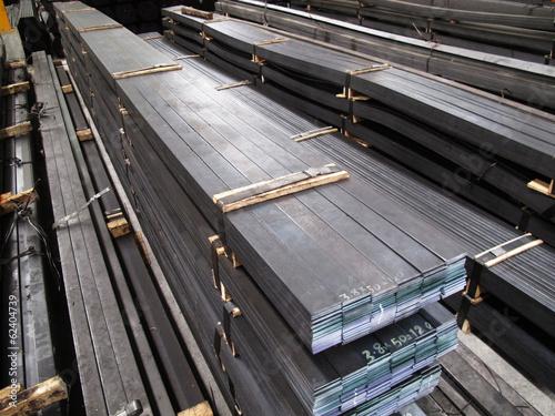 Fotografía  Steel warehouse