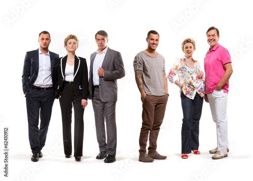 Photo Leute, geschäftlich und privat