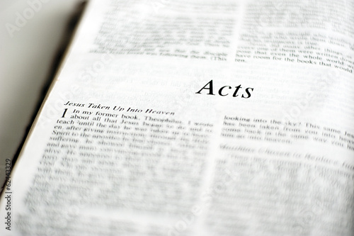 Photo Book of Acts