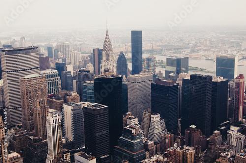 Foto op Aluminium New York New York from above