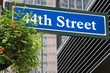 44th Street, New York