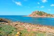 Porticciolo rocky shore