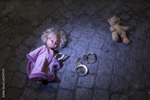 Photo  Kindesmißbrauch
