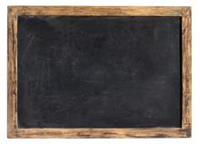 Vintage Blackboard Or School S...