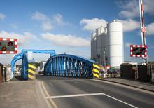 Swing Bridge At Entrance To Go...