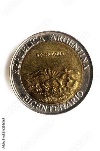Fotografia  Peso argentino Argentina money 阿根廷比索 بيزو أرجنتيني