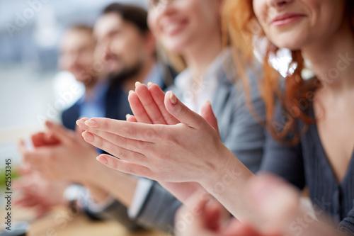 Photo Hands applauding