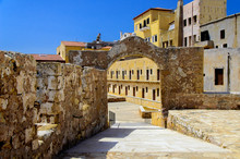 Firkas Fortress Of Chania