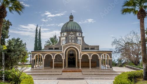 Photo Mount of Beatitudes - exterior