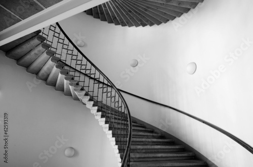Photo Stands Stairs Treppenaufgang