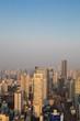 Bangkok top view skyline and sky