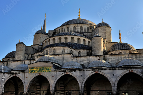 Photo  istanbul blue mosque