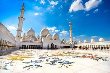 Džamija Sheikh Zayed, Abu Dhabi, Ujedinjeni Arapski Emirati