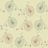 retro tło rowerowe - 62633755