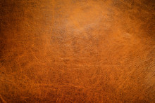 Brown Leather Textured Backgro...