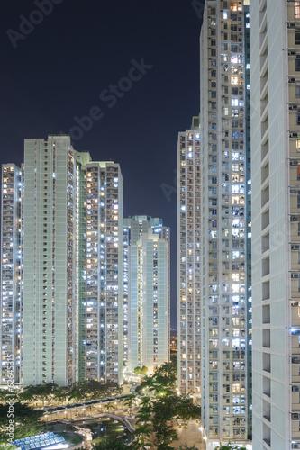 Photo  Public Estate in Hong Kong
